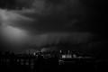 Supercell Over Manhattan