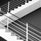 escalier palais congres bordeaux lac
