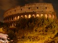 Colosseo on Fire