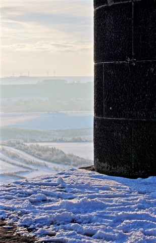 Penshaw Monument column