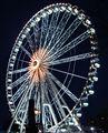 Gaint wheel at Cardiff