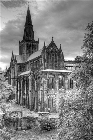 glasgow cathedral bwsharp copy2