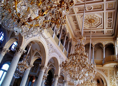 Hermitage Chandeliers