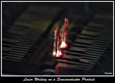 Laser Writing