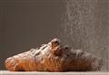 croissant d'amande  Almond croissant France
