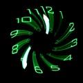 Curving Clock