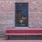 Red Bench, San Francisco: