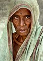 Elderly Orissa Woman