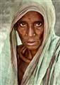 Elderly Orissa Woman
