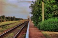 HDR_Train_Novokievka_Railway_Station