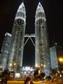 Kuala Lumpur after dark