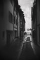 Rainy day in Meersburg