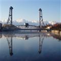 Old Lifting Bridge, Welland, Ontario, Canada