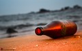 Bottle washed ashore....