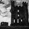 Helmsley Castle: Thenremains of the East Tower of the 13th century Helmsley Castle in Helmsley, N Yorkshire.