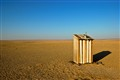 Gobi Desert Outhouse