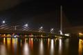 Pont du Val-Benoit Bridge in liège, Belgium.