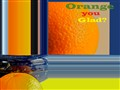 Orange Wrap-a-round
