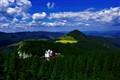 View from Rarau Mountain
