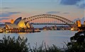 Harbour Bridge Sunset, Sydney, Australia