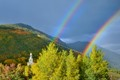 double rainbow in silverton colorado