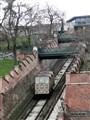 Budapest (Hu), Castle Hill Funicular.