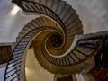 Santiago Triple Stairway