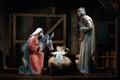 Oldfashioned Nativity