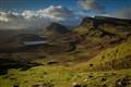 Lochs Cleat and Leum na Luirginp