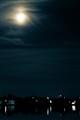 moon over lake street