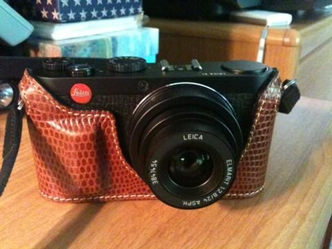 Leica Half Case