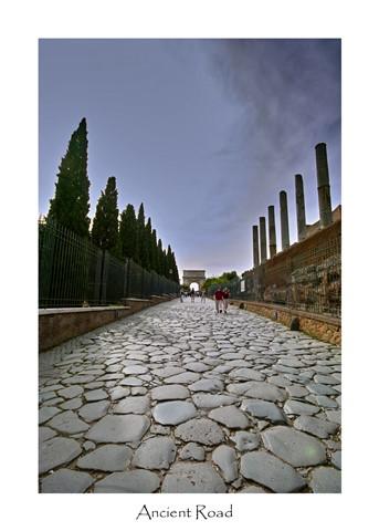 Ancient Road-web