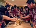 Chinese New Year Celebration - Yee Sang
