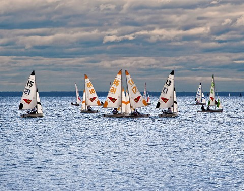 Sailing School Mod 3