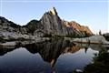 Gnome Tarn, Prusik Peak