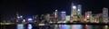 Hong Kong Skyline from the pier