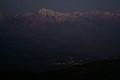 Sunrise on Eastern Sierra Nevada.