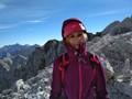 Climbing hat + hood