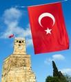 A beautiful day in Antalya, Turkey