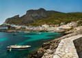 Levanzo island, off the coasts of Sicily. A truly beautiful place, with a clear, crystalline sea.