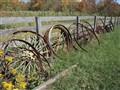 Wheels afield