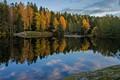 Fall at Molbekk, Moss - Norway