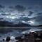 Sunrise at Maligne Lake
