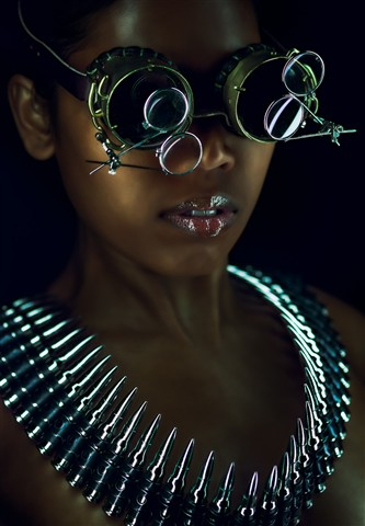 Steampunk Glasses 3