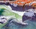 ancient river falls