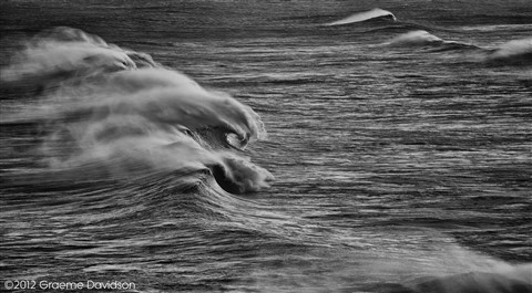 Johnshaven Stormy Seas 2012-12-23g