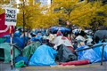 Tent City, Occupy Wall St