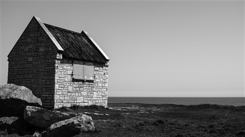 Cliff Hut