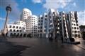 Frank Gehry in Dusseldorf
