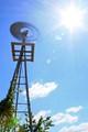 Windy Day Windmill